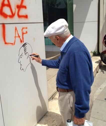 Gezi Parkı Direnişi Duvarlara da Yansıdı 21