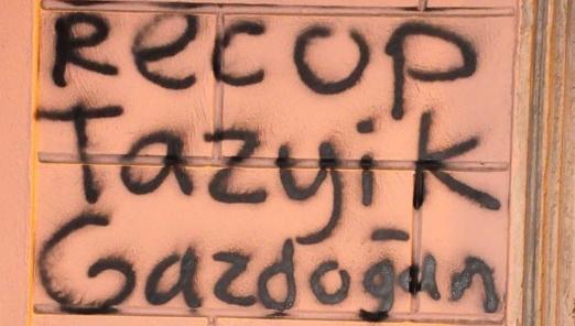 Gezi Parkı Direnişi Duvarlara da Yansıdı 3