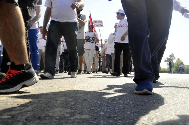 'Adalet Yürüyüşü'nden Kareler 31