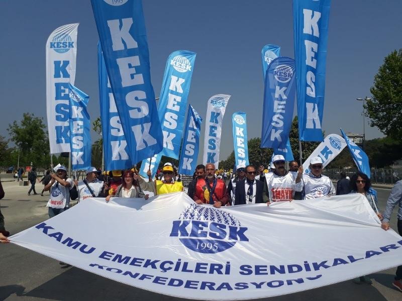 Türkiye'de 1 Mayıs 25