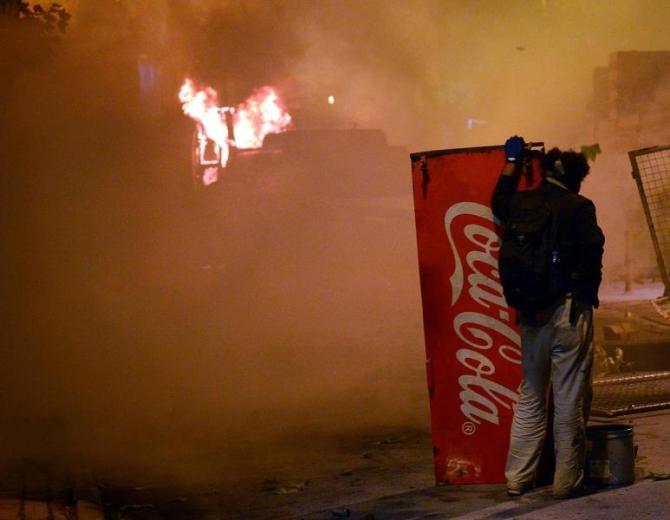 'Gezi Parkı Direniş'i Ankara'da 1