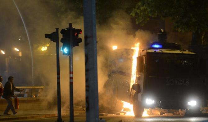'Gezi Parkı Direniş'i Ankara'da 10