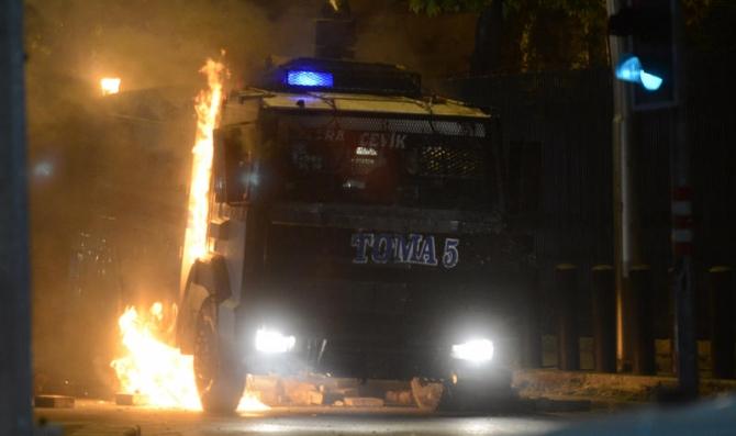 'Gezi Parkı Direniş'i Ankara'da 11