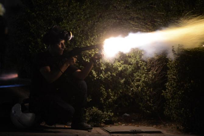 'Gezi Parkı Direniş'i Ankara'da 12