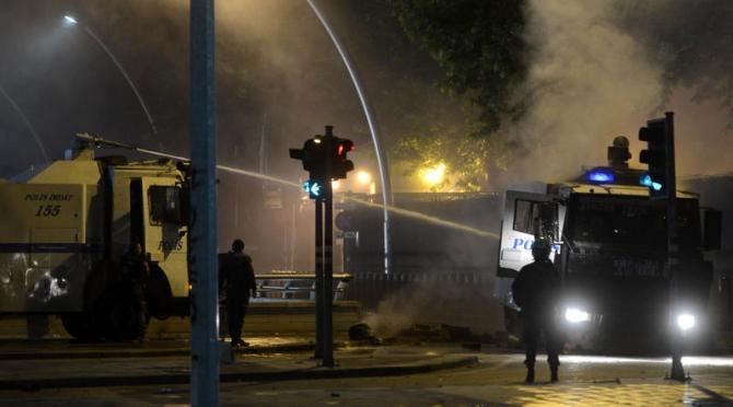 'Gezi Parkı Direniş'i Ankara'da 2