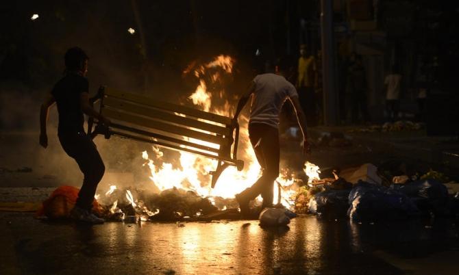 'Gezi Parkı Direniş'i Ankara'da 4