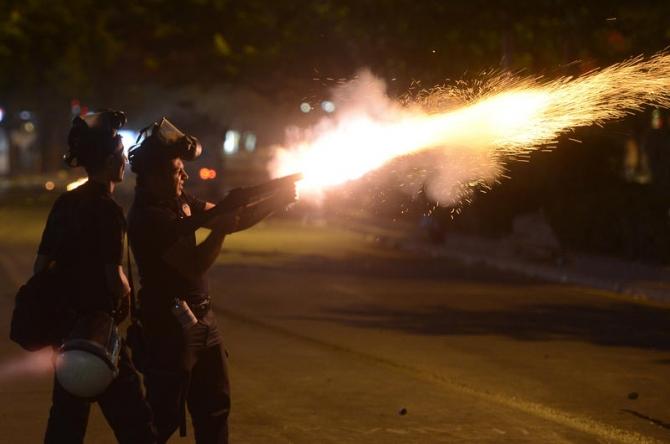 'Gezi Parkı Direniş'i Ankara'da 5