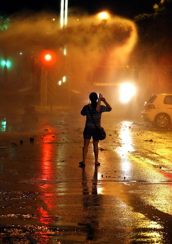 'Gezi Parkı Direniş'i Ankara'da 7