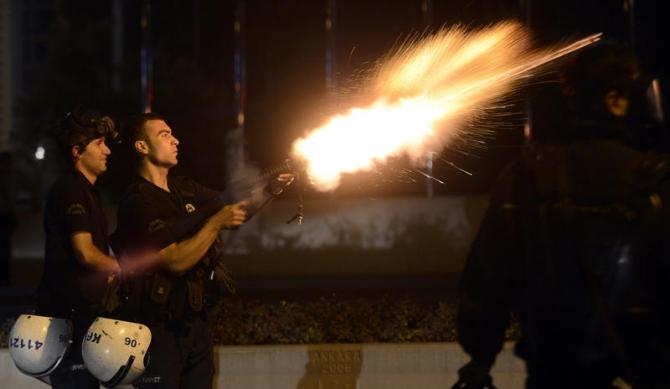 'Gezi Parkı Direniş'i Ankara'da 9