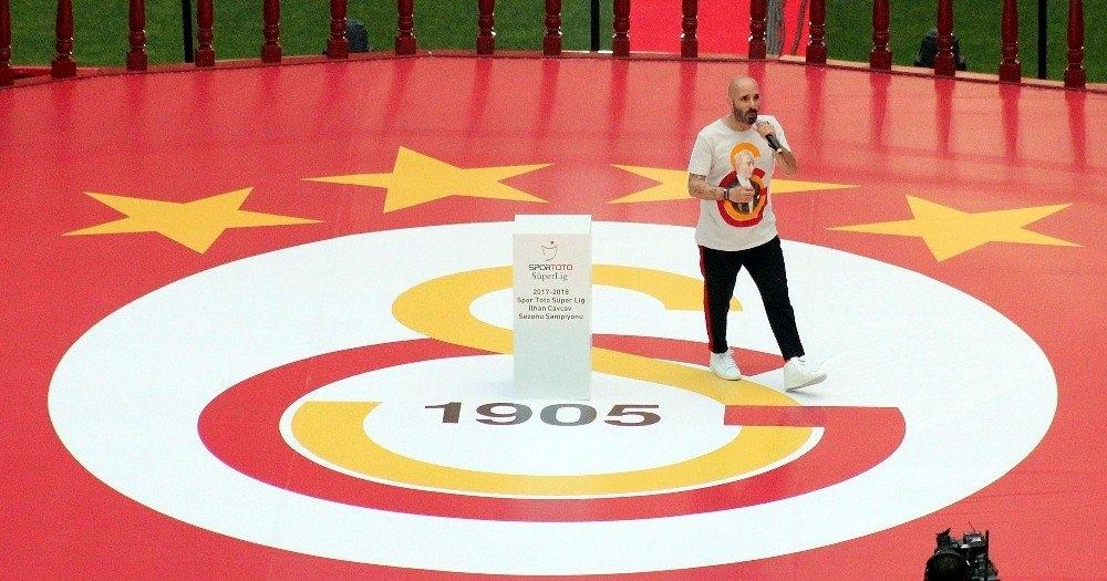 Şampiyon Galatasaray 1