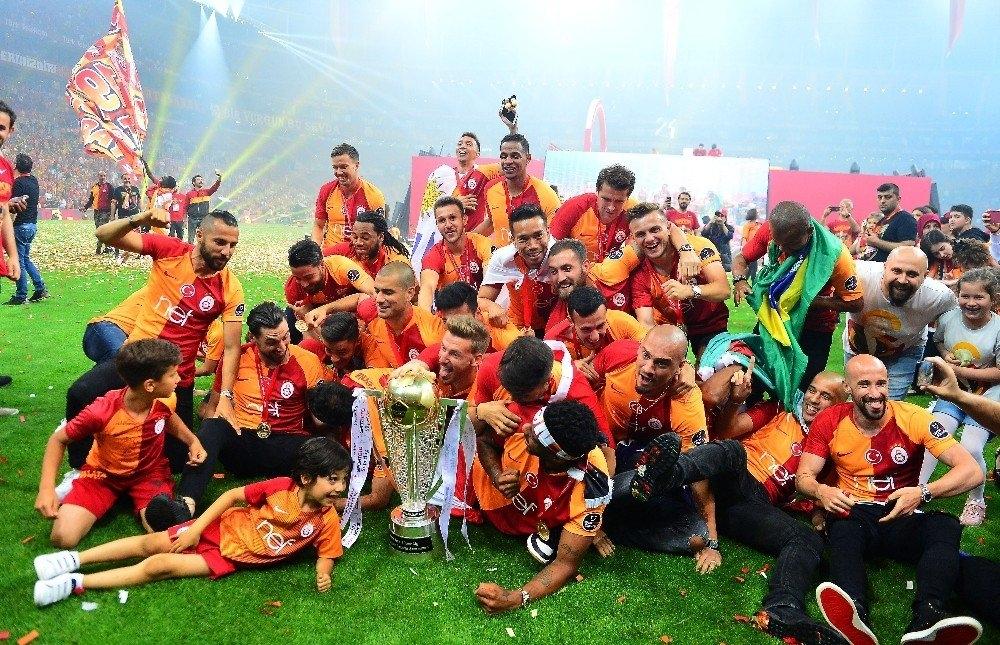 Şampiyon Galatasaray 10