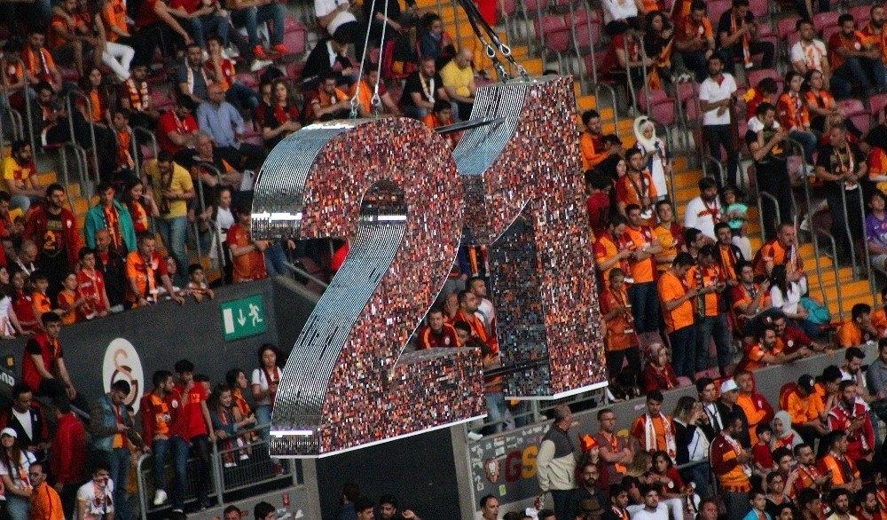 Şampiyon Galatasaray 12