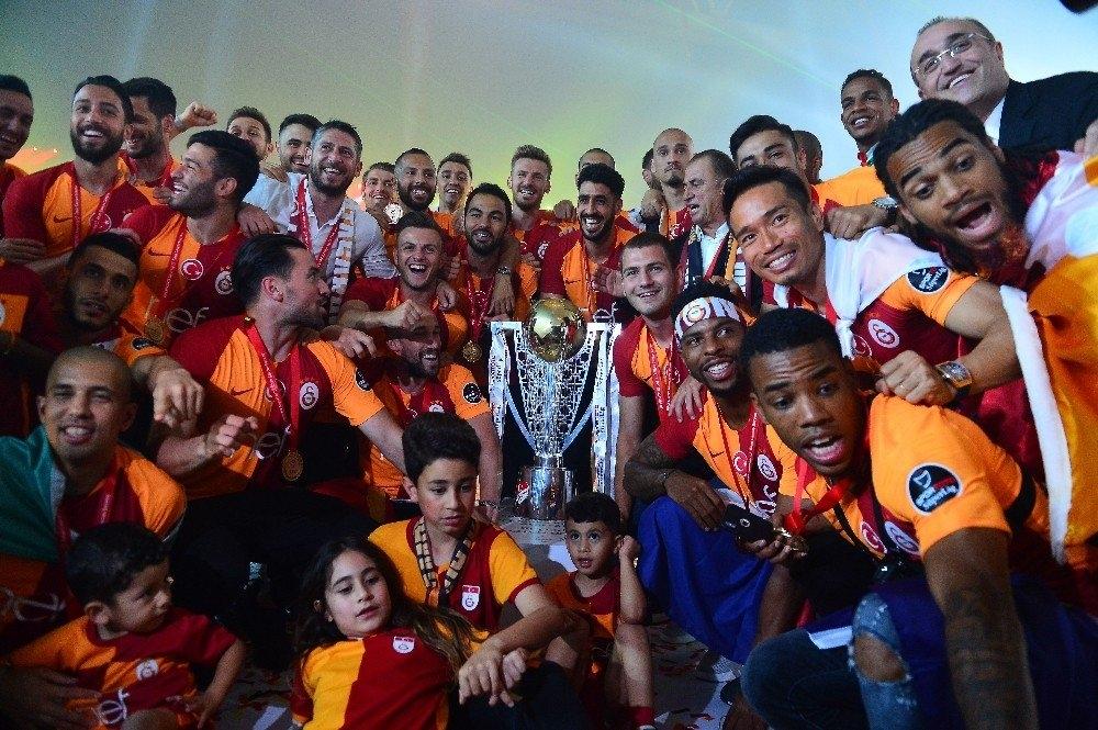 Şampiyon Galatasaray 13