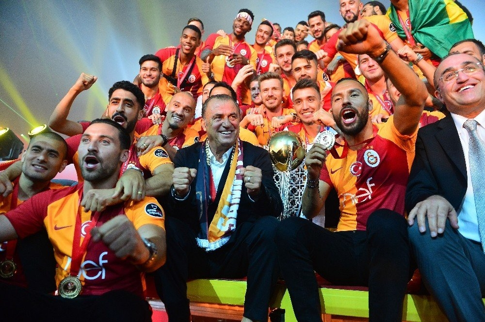 Şampiyon Galatasaray 14