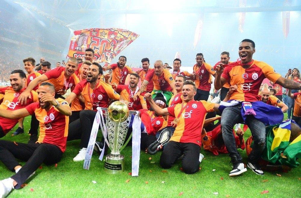 Şampiyon Galatasaray 15