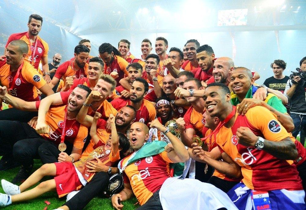 Şampiyon Galatasaray 19