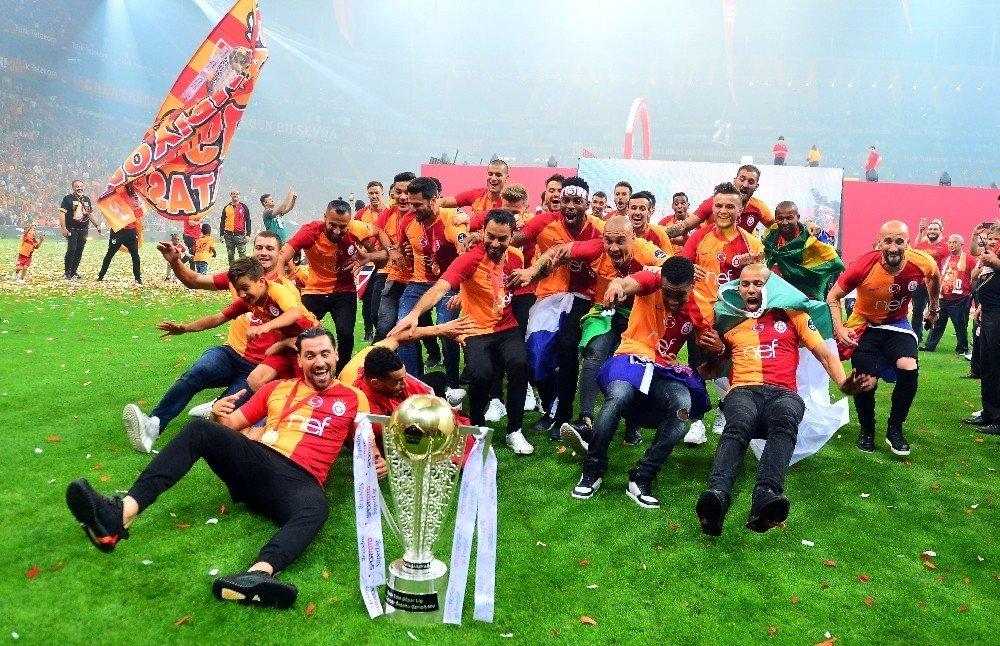 Şampiyon Galatasaray 20