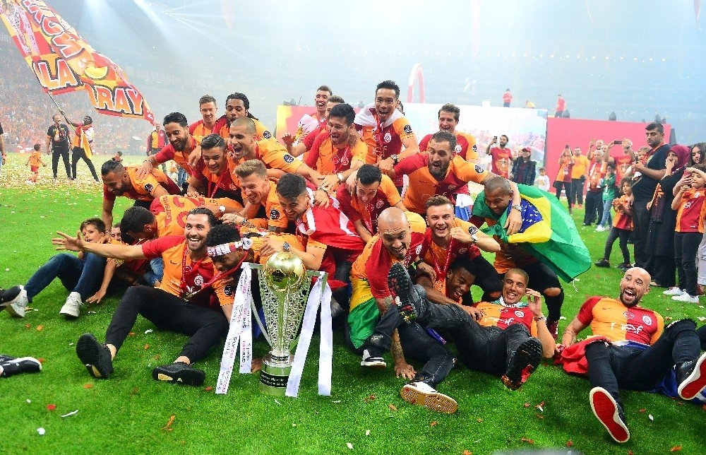 Şampiyon Galatasaray 21