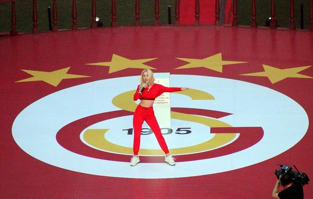 Şampiyon Galatasaray 3