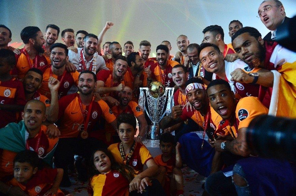 Şampiyon Galatasaray 6