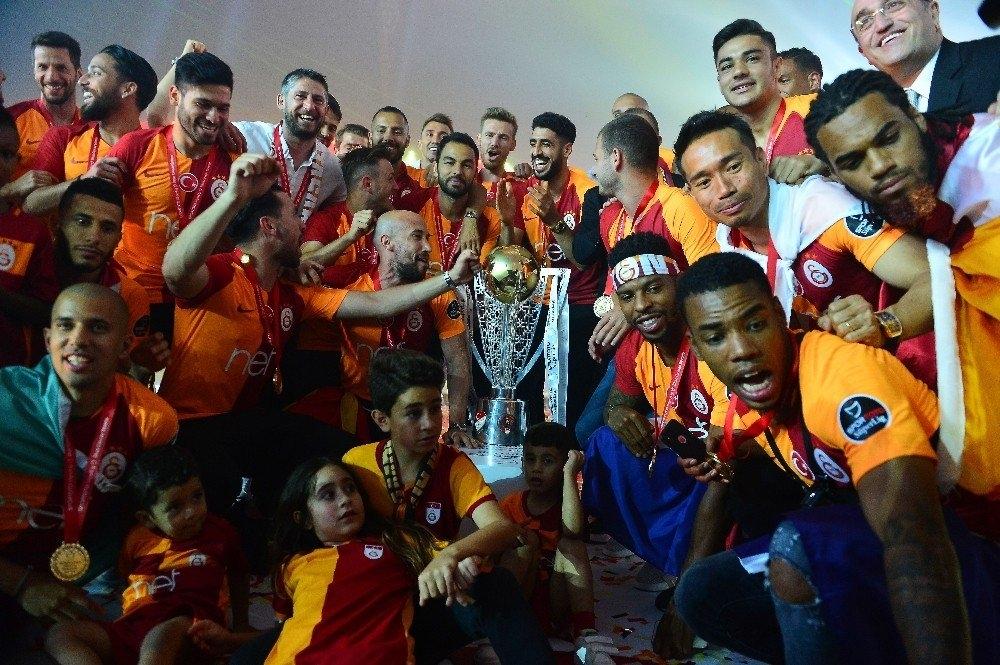 Şampiyon Galatasaray 7