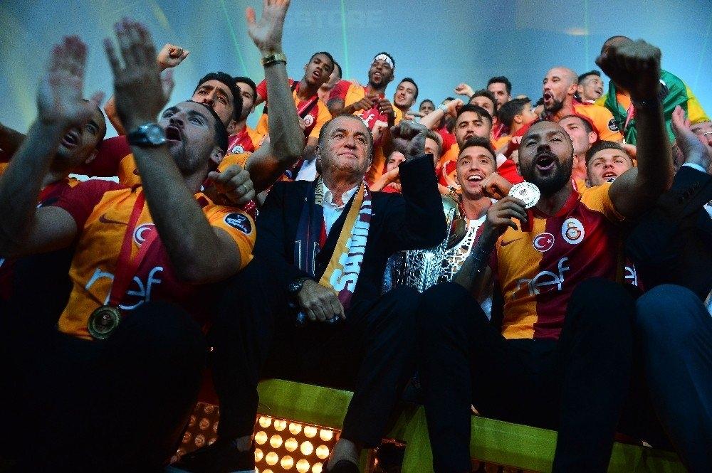 Şampiyon Galatasaray 9