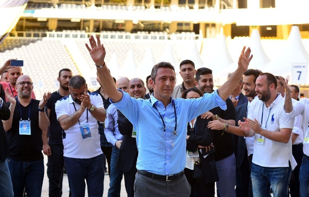 Fenerbahçe'de Ali Koç Dönemi 10