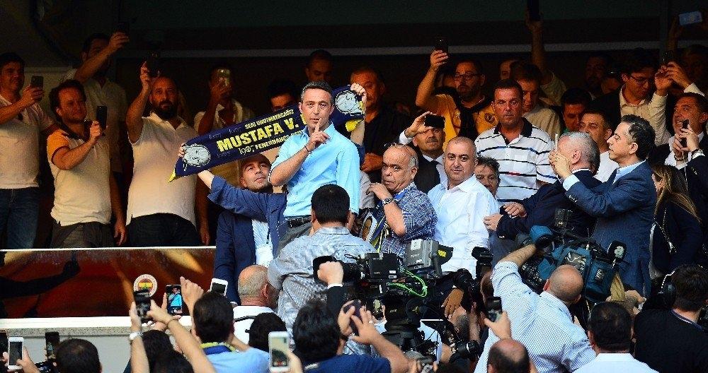 Fenerbahçe'de Ali Koç Dönemi 12