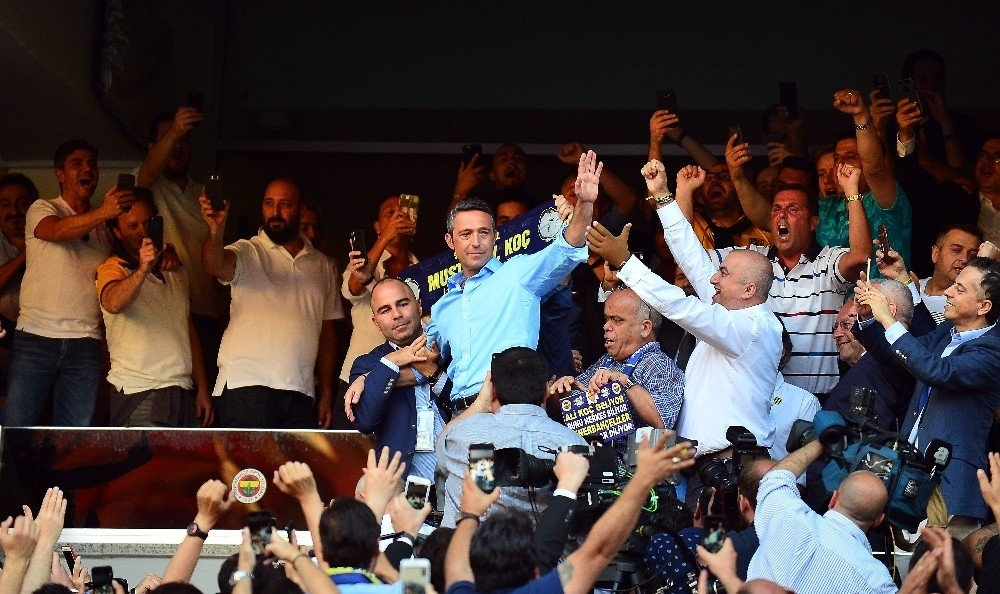 Fenerbahçe'de Ali Koç Dönemi 13