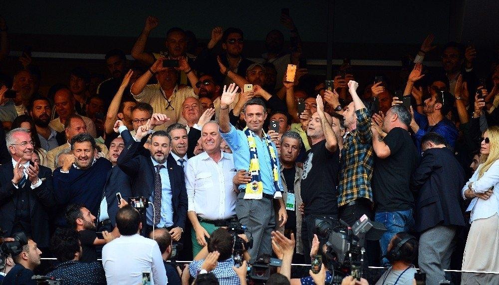 Fenerbahçe'de Ali Koç Dönemi 14