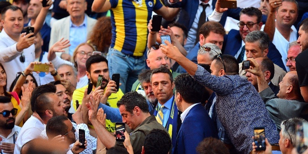 Fenerbahçe'de Ali Koç Dönemi 16