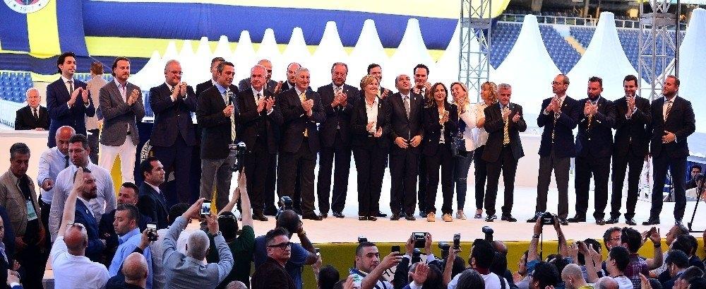 Fenerbahçe'de Ali Koç Dönemi 17