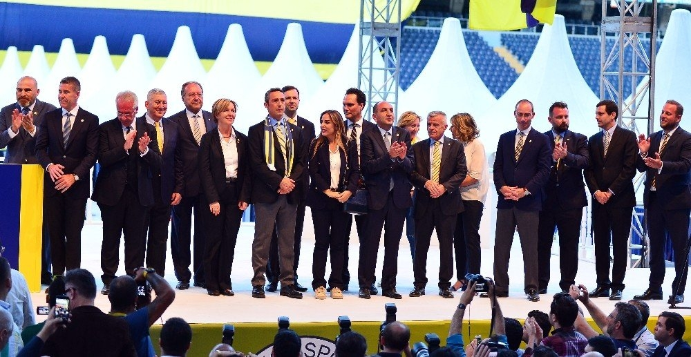 Fenerbahçe'de Ali Koç Dönemi 18