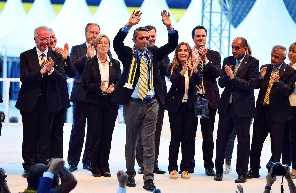 Fenerbahçe'de Ali Koç Dönemi 20