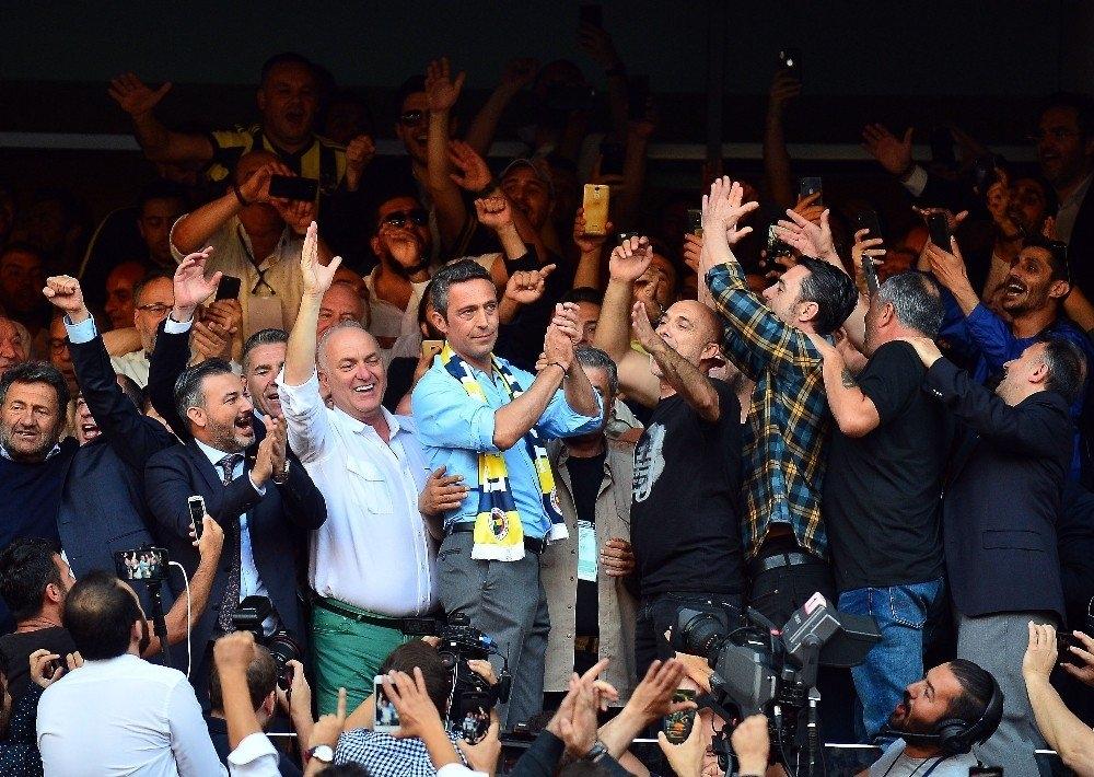 Fenerbahçe'de Ali Koç Dönemi 22