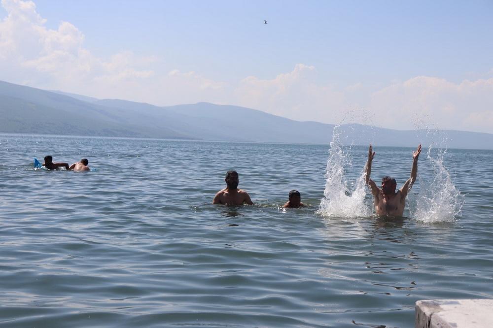 Çıldır Gölü'nde Yaz Sezonu 1