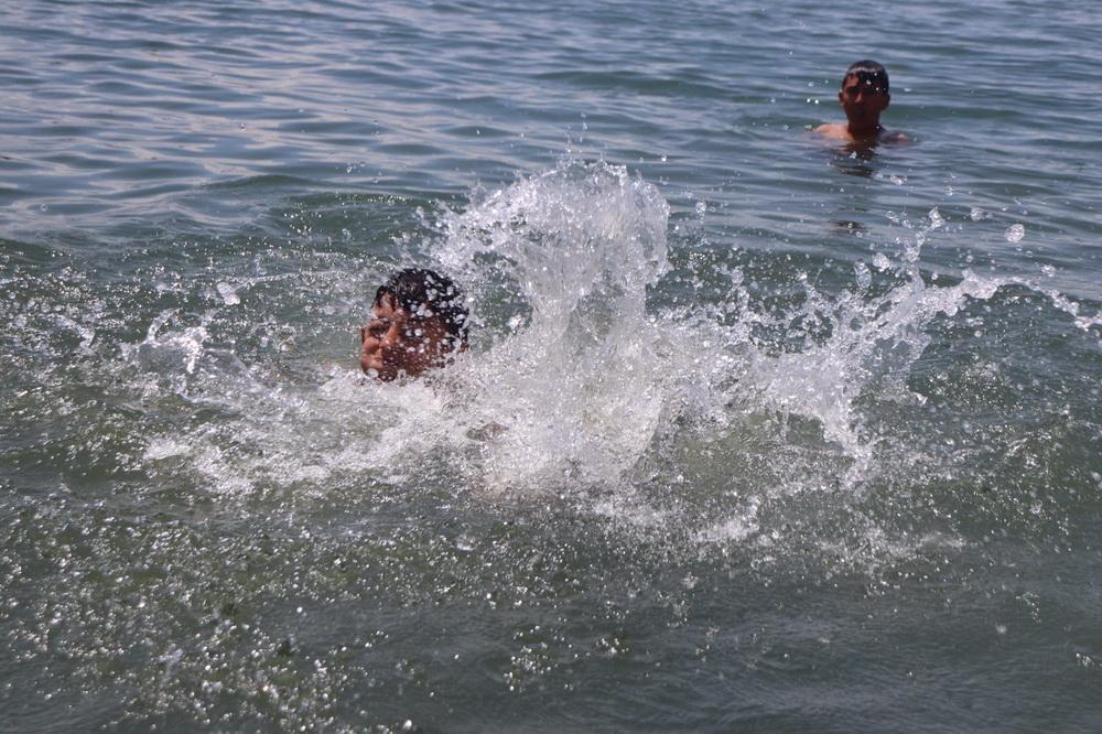 Çıldır Gölü'nde Yaz Sezonu 13