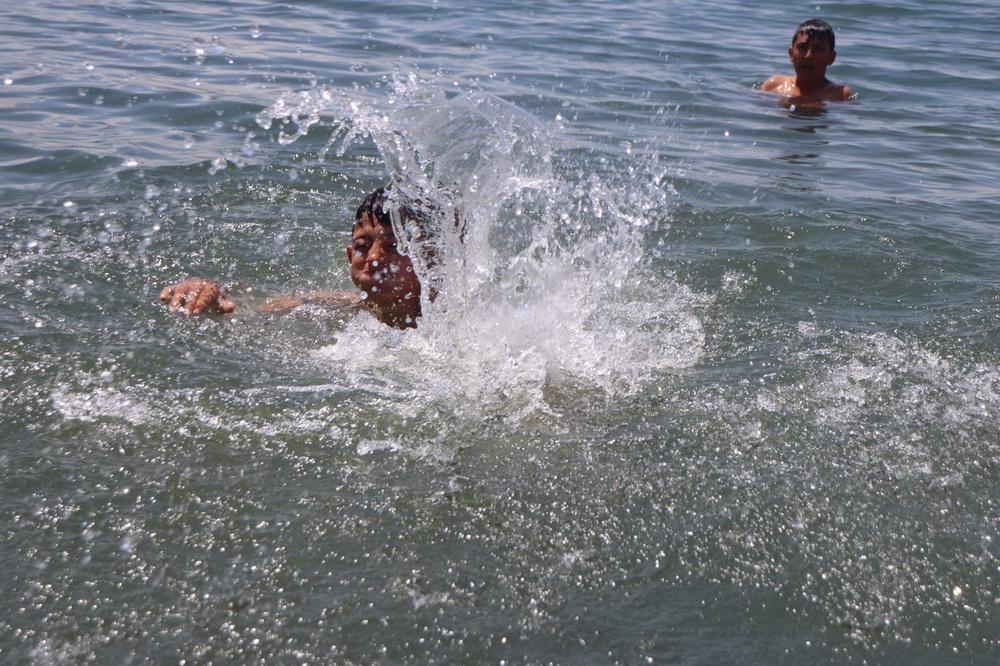 Çıldır Gölü'nde Yaz Sezonu 14