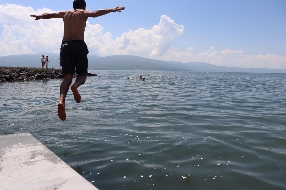 Çıldır Gölü'nde Yaz Sezonu 3