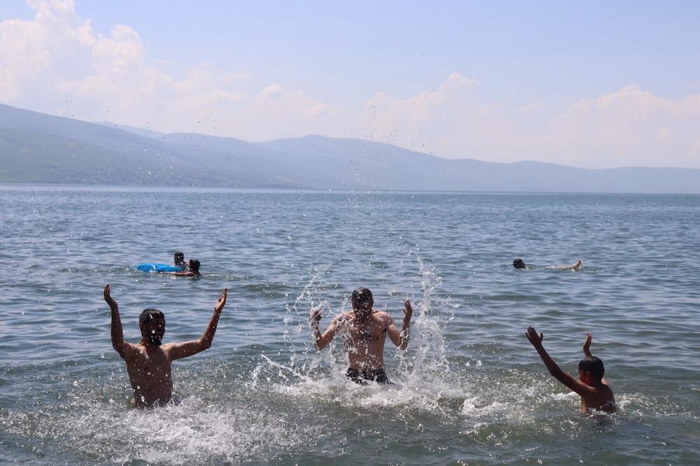 Çıldır Gölü'nde Yaz Sezonu 4