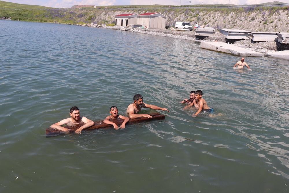 Çıldır Gölü'nde Yaz Sezonu 7