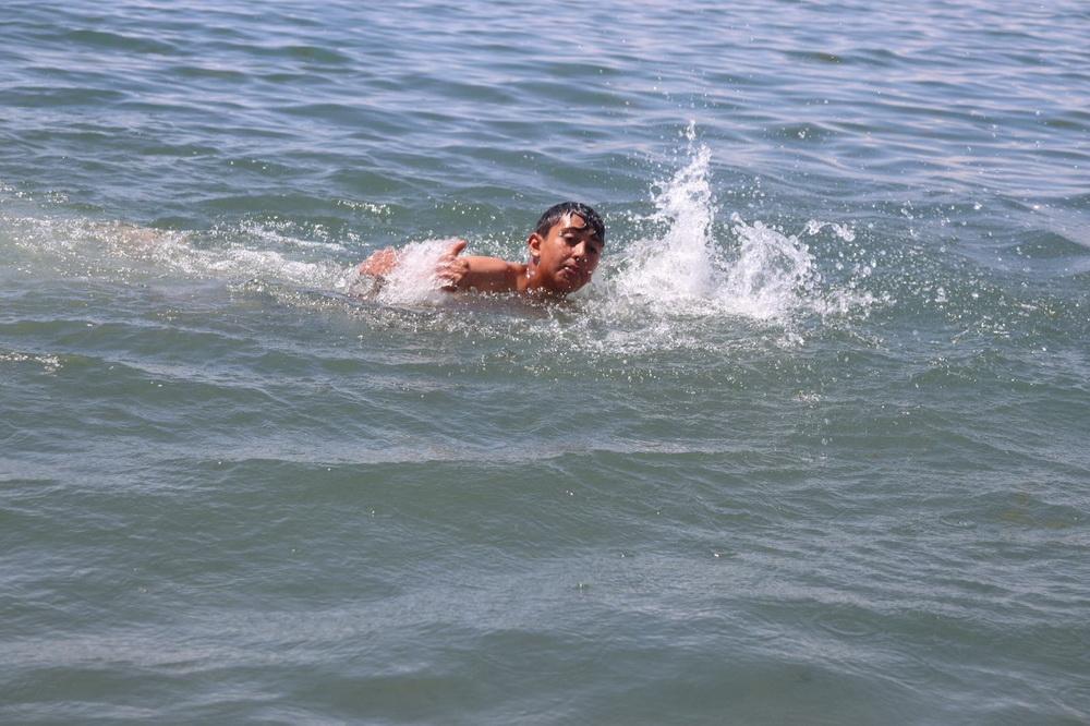 Çıldır Gölü'nde Yaz Sezonu 8