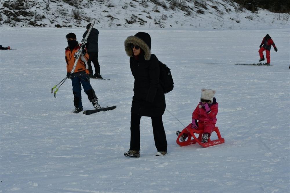 Sarıkamış'ta Kayak Sezonu Açıldı 14