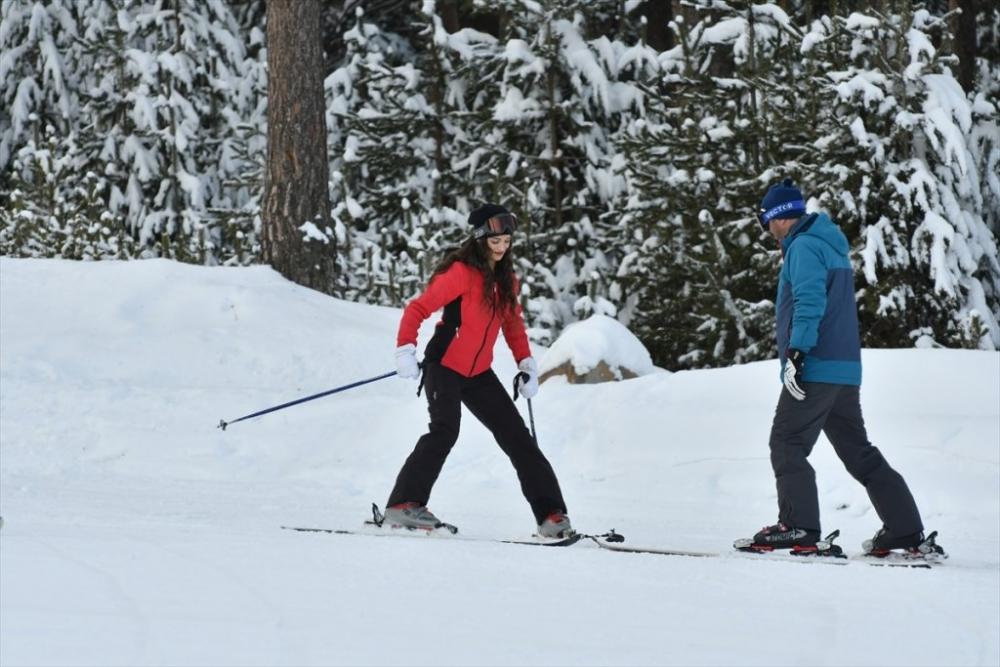 Sarıkamış'ta Kayak Sezonu Açıldı 15