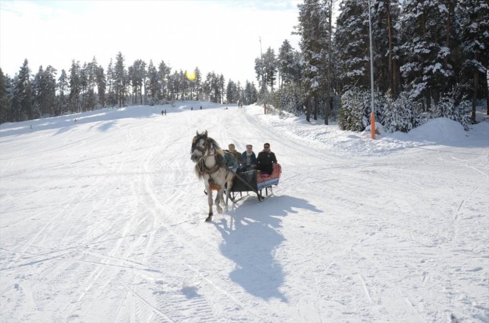 Sarıkamış'ta Kayak Sezonu Açıldı 18