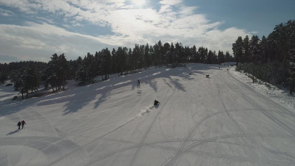 Sarıkamış'ta Kayak Sezonu Açıldı 22