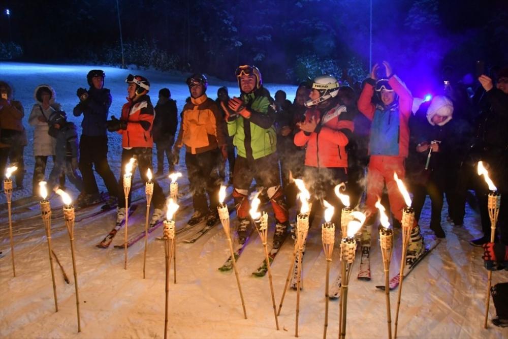 Sarıkamış'ta Kayak Sezonu Açıldı 24