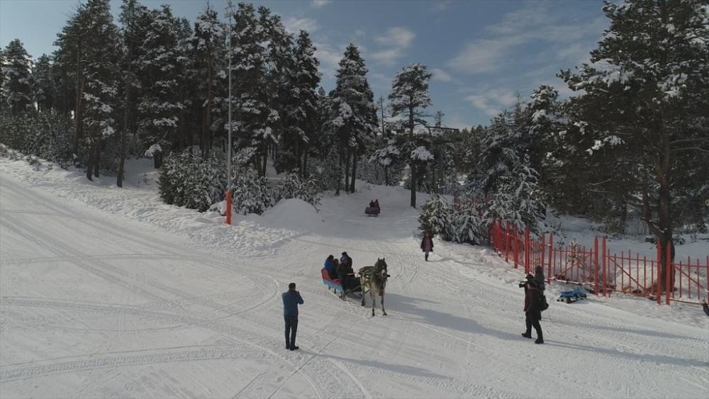 Sarıkamış'ta Kayak Sezonu Açıldı 38