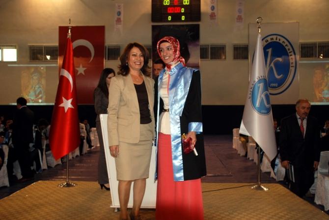 KAÜ'de Mezuniyet 2013 5