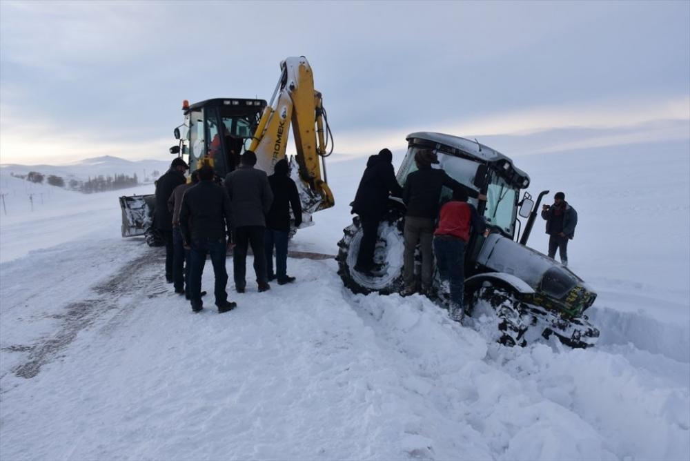 Kars'ta Kış 12